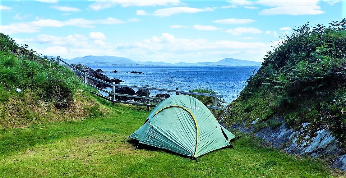 Zelt 1 Stange : Zelt ausblick trekkingspiritproject