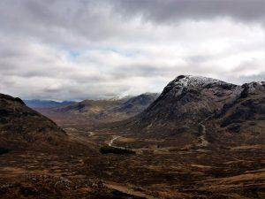 The West Highland Way, Scottland